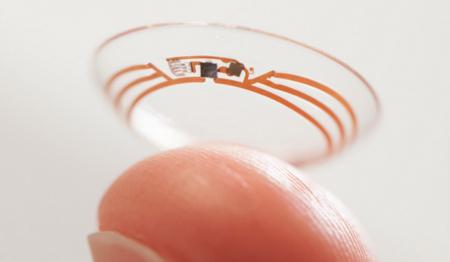 Las lentillas inteligentes de Google se retrasan: nada de pruebas en humanos este año