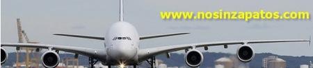 Nosinzapatos, una web contra los abusos de seguridad en aeropuertos
