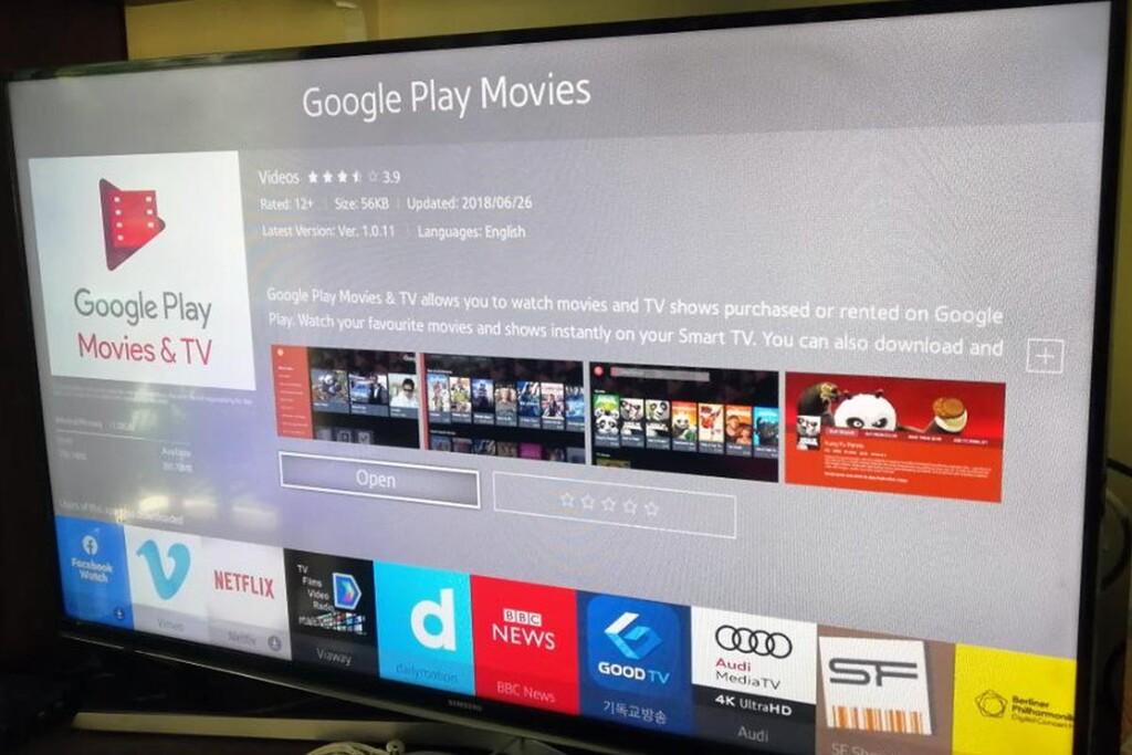 Google Play Películas desaparecerá de las Smart TV y Roku en junio