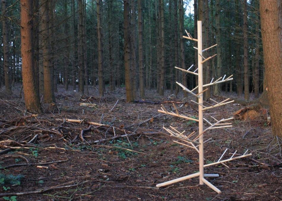 Foto de Árbol de Navidad de Branch (3/4)