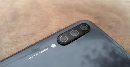 Xiaomi Mi A3 Camara