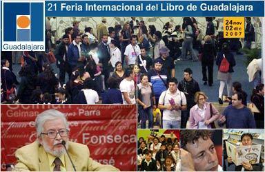 Inaugurada la Feria del Libro de Guadalajara 2007