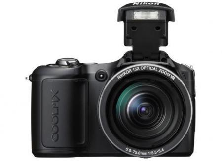 La Nikon L100 llega acompañada de compactas más sencillas