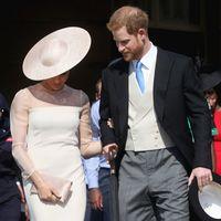 El Príncipe Harry se viste de chaqué para su primer acto oficial como Duque de Sussex
