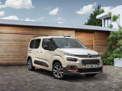 El Citroën Berlingo se renueva con aires de SUV y la tecnología de los turismos de la marca
