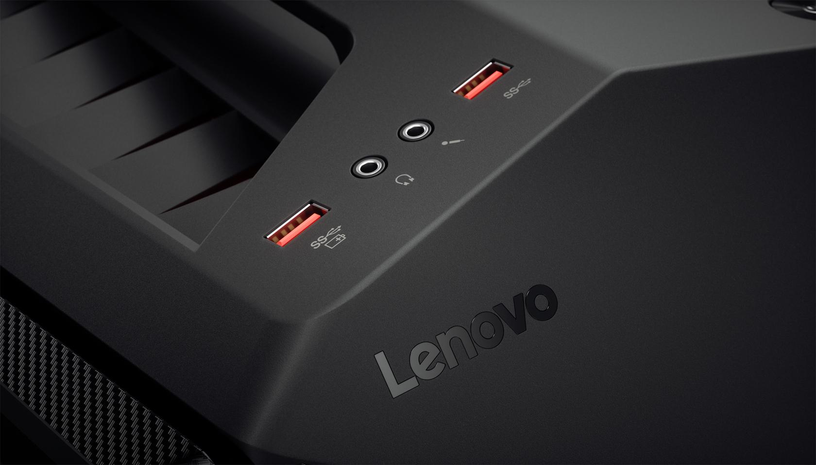 Foto de Lenovo IdeaCentre Y710 Cube (4/9)