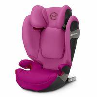 Oferta del día la silla de coche grupo 2/3 Solution S-fix de Cybex: hasta medianoche cuesta 175,96 euros en Amazon
