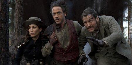 'Sherlock Holmes 2', primera imagen