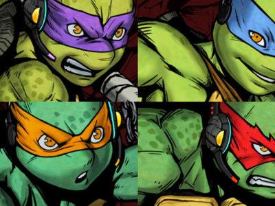 Teenage Mutant Ninja Turtles: Mutants in Manhattan: cuatro tráilers para las cuatro tortugas