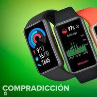 La pulsera deportiva Huawei Band 6 baja de precio: ahora la tienes por 49 euros y Amazon te la envía gratis en un sólo día