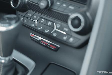 Corvette Z06 interior