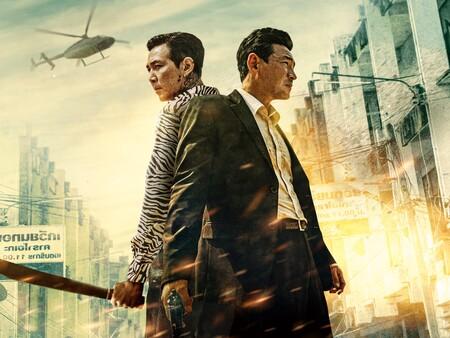 'Libéranos del mal': el guionista de 'The Chaser' y 'The Yellow Sea' firma un excelente thriller de acción que no da respiro