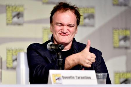 Quentin Tarantino en la Comic-Con
