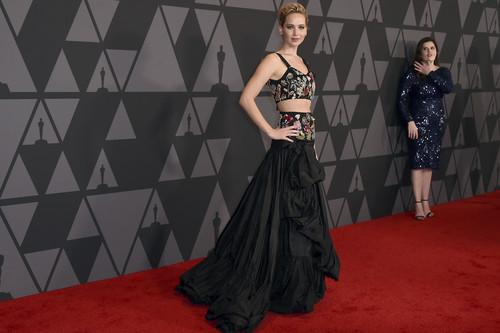 No es la Gala de los Oscar pero casi: los Governors Awards reúne a lo mejor de Hollywood