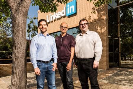 Microsoft se va de compras y se hace con LinkedIn por 26 mil 200 mdd