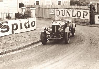 La evolución del Bentley en 1929