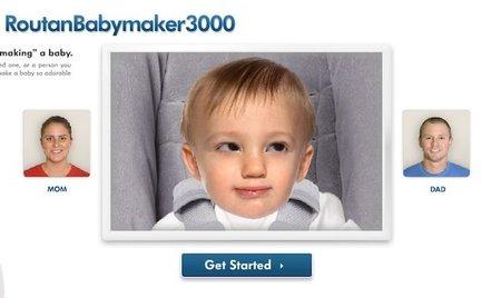 ¿Como será mi bebé? Routan BabyMaker 3000