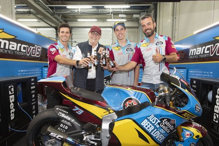 A lo seguro: Álex Márquez finalmente se queda en Moto2 un año más con el equipo Marc VDS