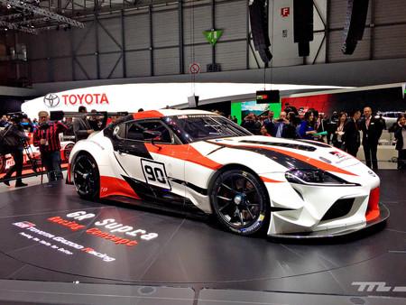 ¡La leyenda está de vuelta! Toyota desvela oficialmente el nuevo Supra con el GR Supra Racing Concept