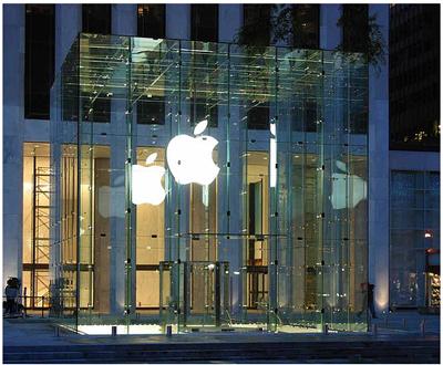 La Apple Store de la Quinta Avenida, desvelada