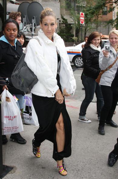 Foto de Sexo en Nueva York 2: nuevos estilos, nuevos looks y Sarah Jessica Parker como estrella (6/11)