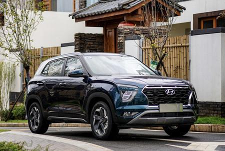 Hyundai Creta 2021 Mexico 7
