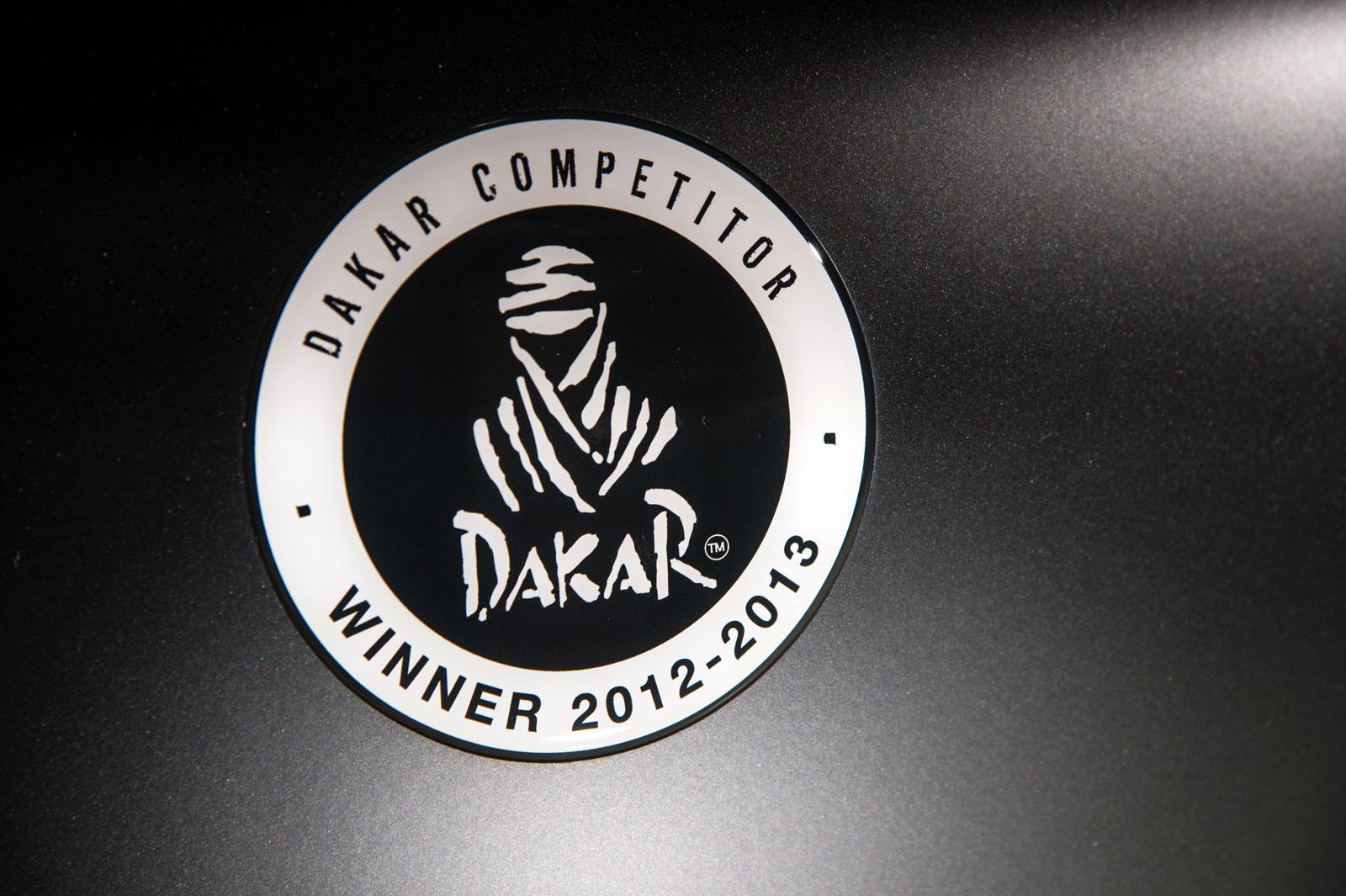 MINI John Cooper Works Countryman ALL4 Dakar Winner 2013