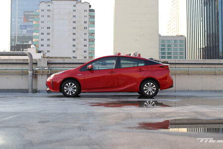 Toyota Prius Prueba De Manejo Opiniones Mexico 30