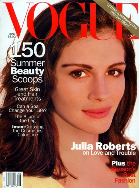 julia roberts vogue