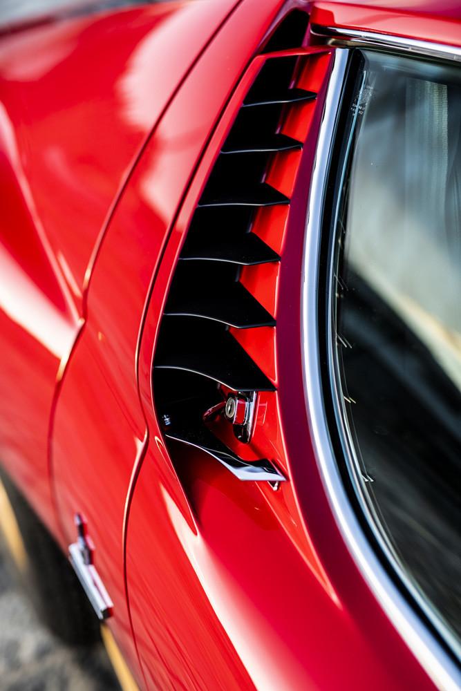 Foto de Lamborghini Miura SV de Jean Todt (25/37)