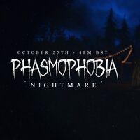 Phasmophobia se prepara para celebrar un Halloween de lo más espeluznante con su actualización Nightmare