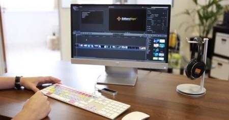Editors Keys muestra su app para controlar FCPX mediante Leap Motion