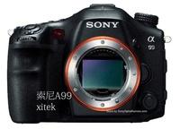 ¿Primera imagen de la futura Sony Alpha 99? (Actualizado)