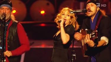 Madonna completa el juego: actuará en la Superbowl 2012