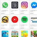 Cuadrados para todos: Google Play usará un estilo uniforme de iconos cuadrados con bordes redondeados
