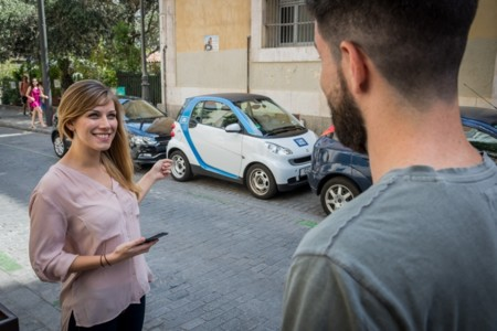 Car2go Madrid 2