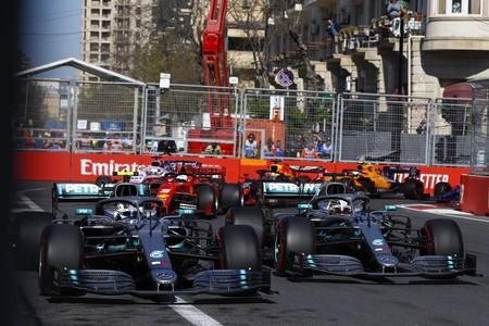 Formula1 Baku 2019