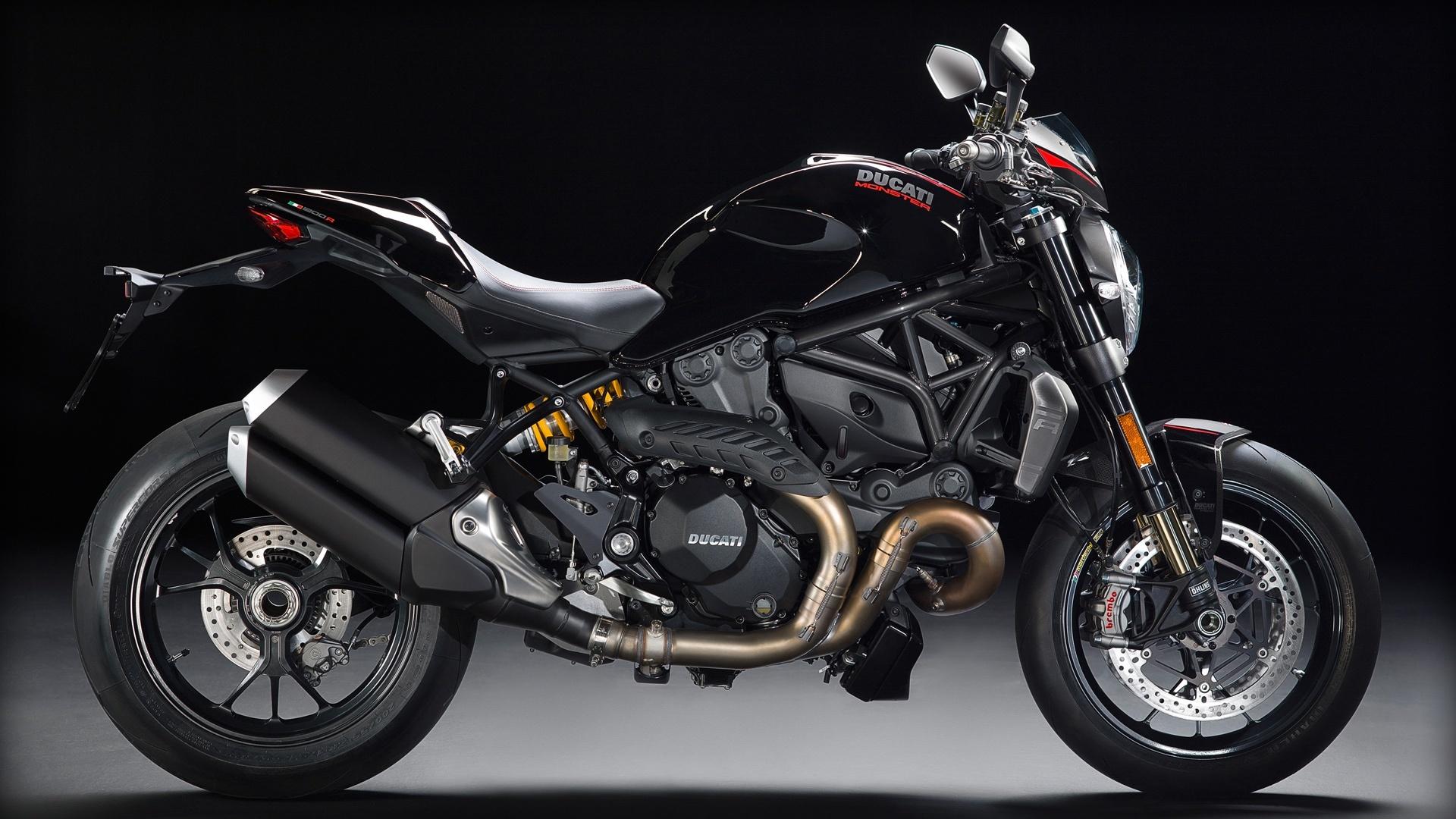 Foto de Ducati Monster 1200 R (23/30)