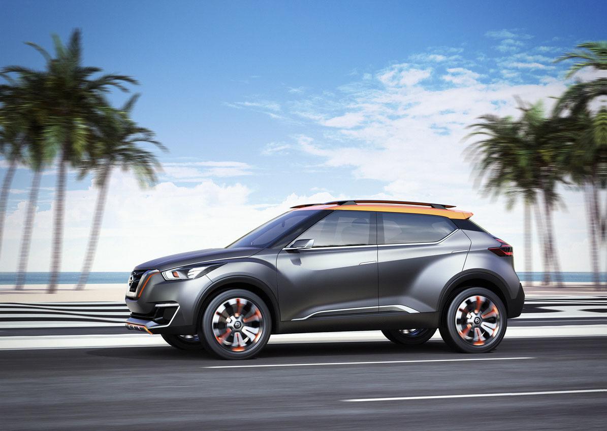 Foto de Nissan Kicks Concept (5/26)