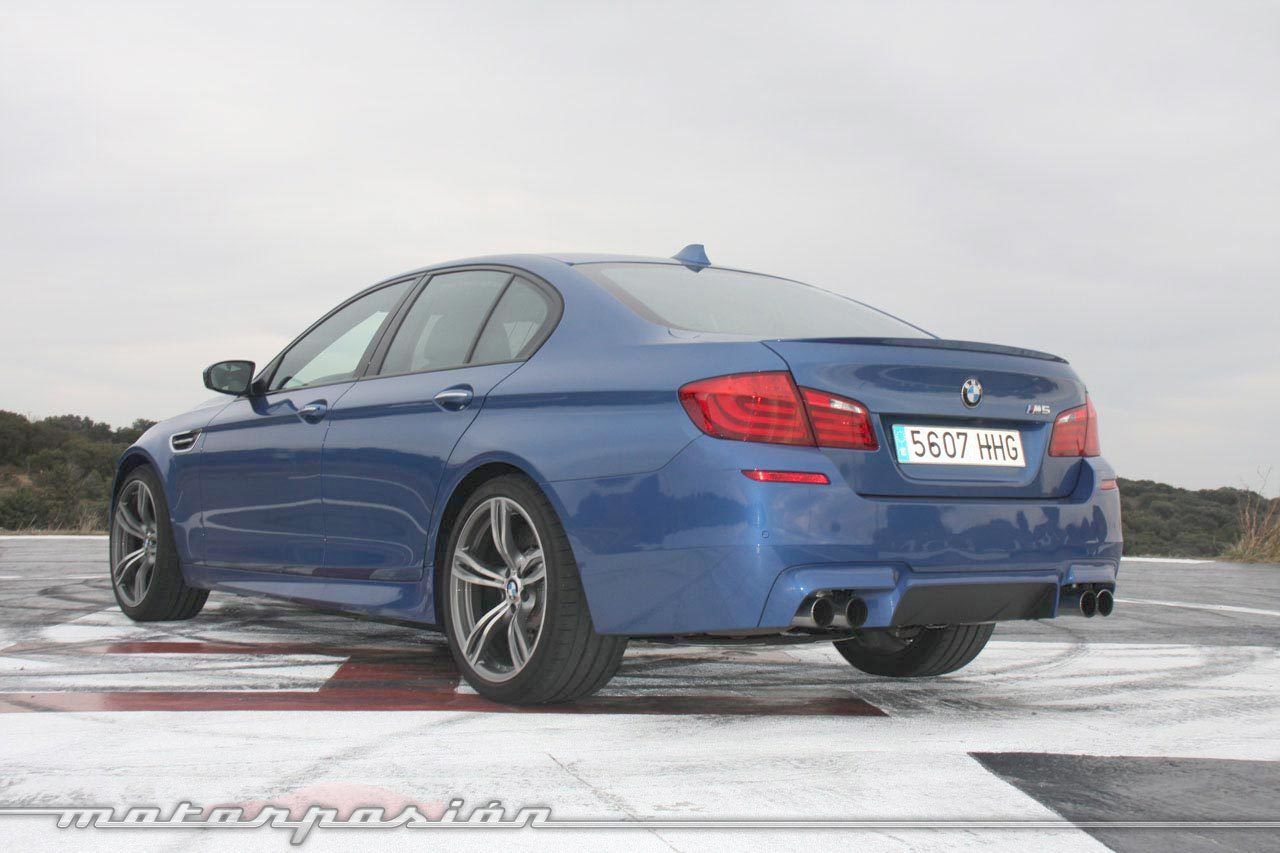 Foto de BMW M5 (Prueba) (112/136)
