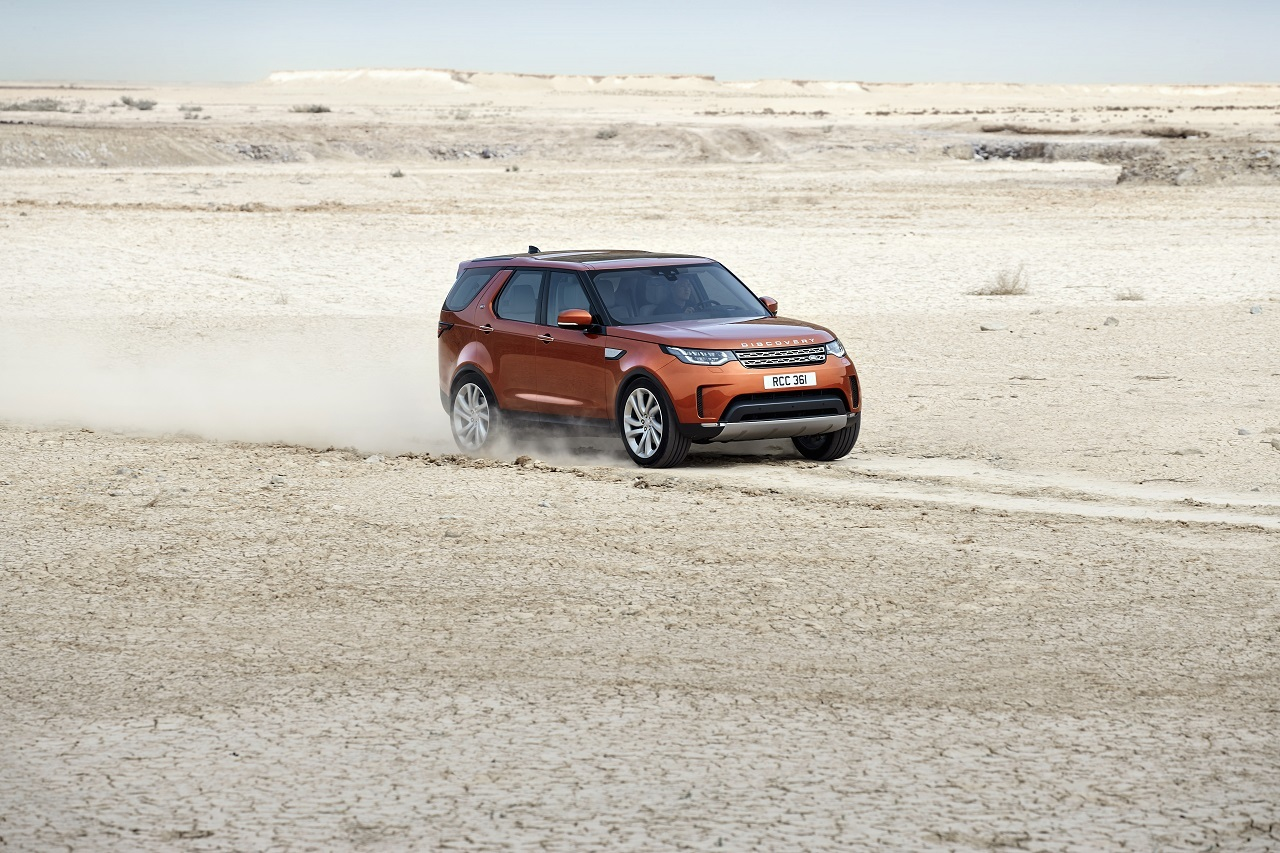 Foto de Land Rover Discovery (10/28)