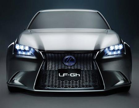 LF-Gh Concept, el GT híbrido de Lexus