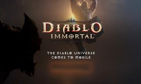 'Diablo Immortal', la mítica saga de Blizzard está lista para hacer su debut en Android, iPhone y iPad