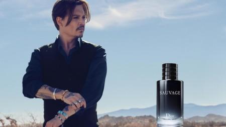 Salvaje y seductor: Así es el Johnny Depp que vemos en el nuevo clip de Dior