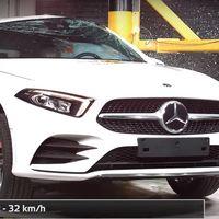 Hyundai Nexo, Lexus ES 300h y Mercedes-Benz Clase A: los coches más seguros de 2018 según Euro NCAP