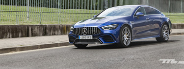 Probamos el Mercedes-AMG GT 63 S de cuatro puertas: 639 CV y 200.000 euros de contundencia y lujo