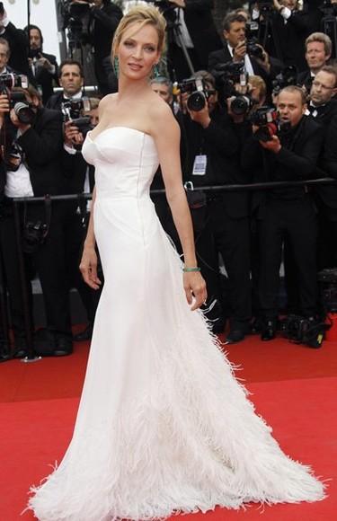 El blanco, el gran triunfador del Festival de Cannes 2011
