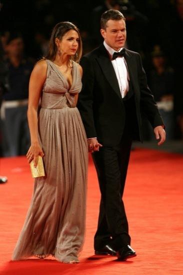 Foto de George Clooney, Ewan McGregor, Matt Demon y más nombres en el Festival de Venecia 2009 (23/35)