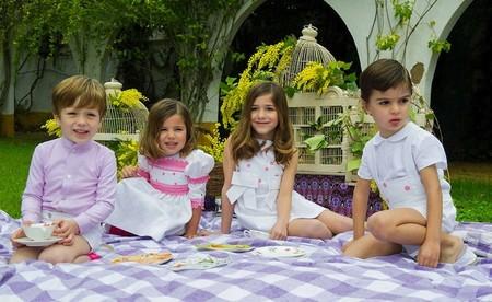 La moda clásica para niños que nunca pasa de moda