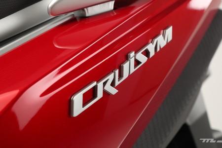 Sym Cruisym 2018 Prueba 004